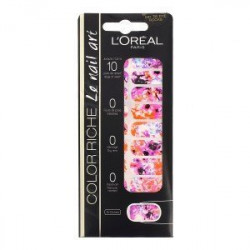 Stickers Ongles COLOR RICHE 031 Tie Dye Rocks