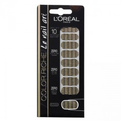 Stickers Ongles COLOR RICHE 008 or lame