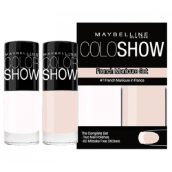 Kit French Manucure COLORSHOW