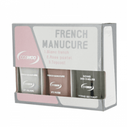 Kit French Manucure COSMOD